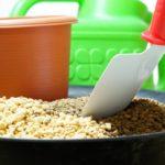 ガーデニング園芸の用土・肥料の種類と使い方