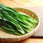 ニラ/韮の栄養が元気をもたらす!【野菜の効能と食べ方】