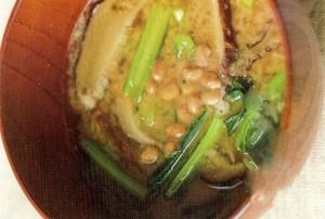 nattou-misosiru