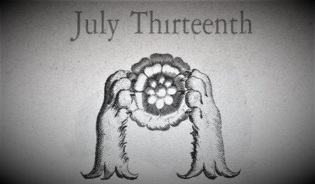 7月13日生まれの運勢と性格【星座/占星術とタロットで導く誕生日占い】