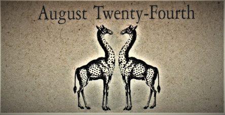8月24日生まれの運勢と性格【星座/占星術とタロットで導く誕生日占い】