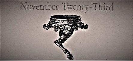 11月23日生まれの運勢と性格【星座/占星術とタロットで導く誕生日占い】