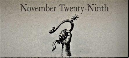 11月29日生まれの運勢と性格【星座/占星術とタロットで導く誕生日占い】