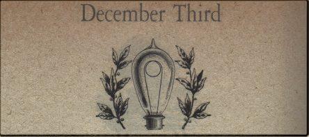 12月3日生まれの運勢と性格【星座/占星術とタロットで導く誕生日占い】