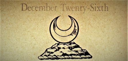 12月26日生まれの運勢と性格【星座/占星術とタロットで導く誕生日占い】