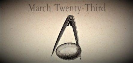 3月23日生まれの運勢と性格【星座/占星術とタロットで導く誕生日占い】